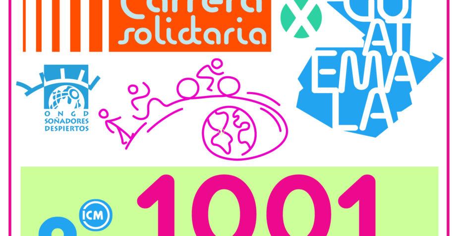 Carrera Solidaria X Guatemala